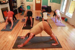 Book Yoga Class Saratoga Springs NY